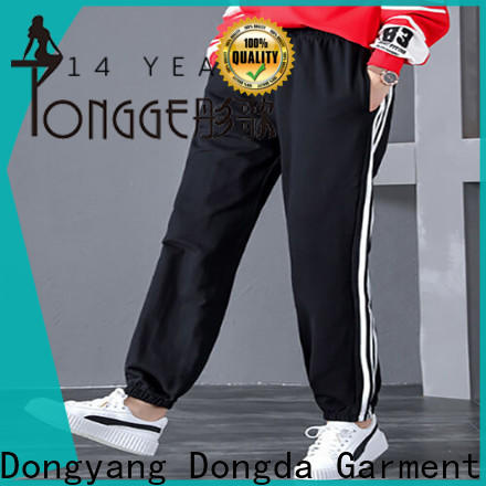 New ladies workout pants oversized company for summer