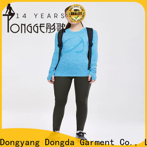 Dongda New womens fitness pants for sale for summer