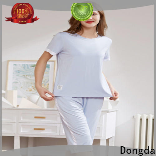 Dongda pyjama ladies pjs suppliers for ladies