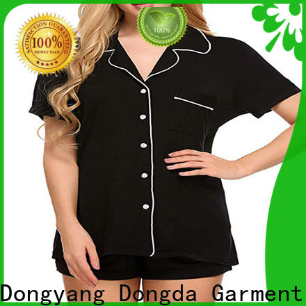 Dongda 16mm ladies sleepwear company for sale