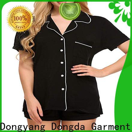 Dongda 16mm ladies sleepwear company for sale