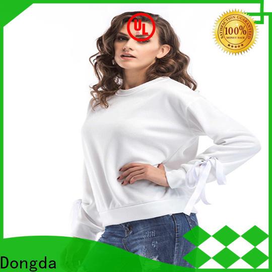 Dongda Best graphic sweatshirts company for women