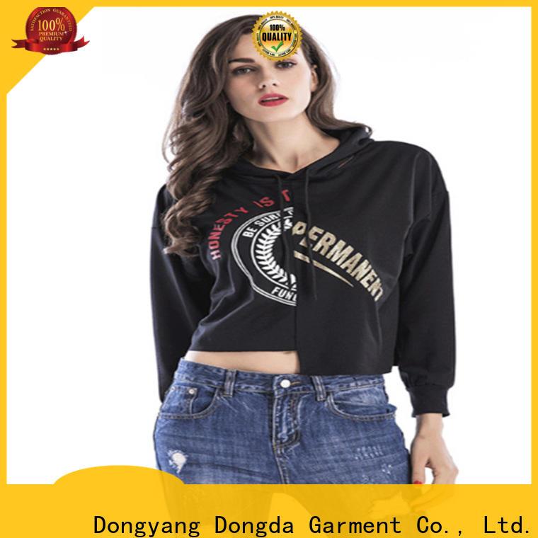 Dongda Latest womens sweatshirts for business for ladies