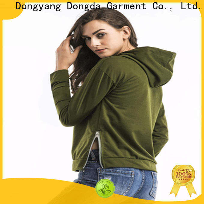 Dongda Custom womens sweatshirts for business for international market