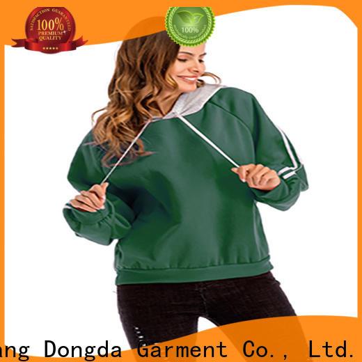 Dongda womens sweatshirts suppliers for women