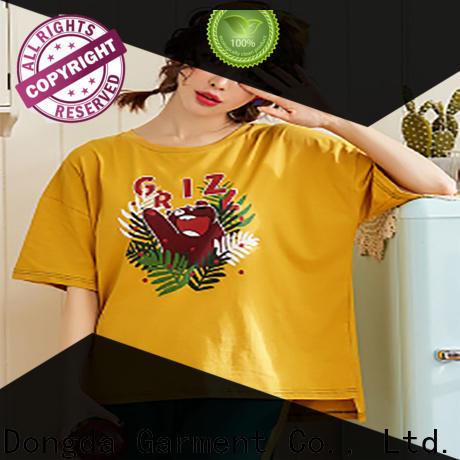 Dongda Top female pajamas factory for ladies