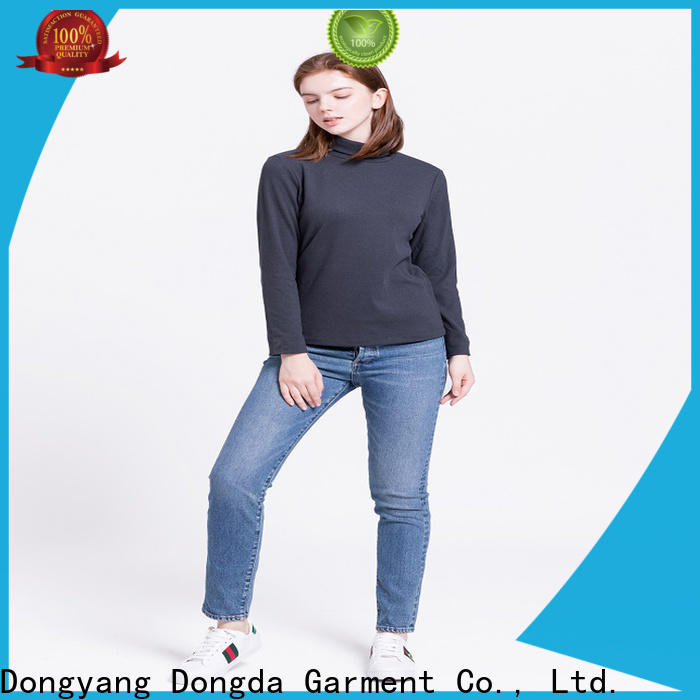 Dongda Latest female hoodies factory for ladies