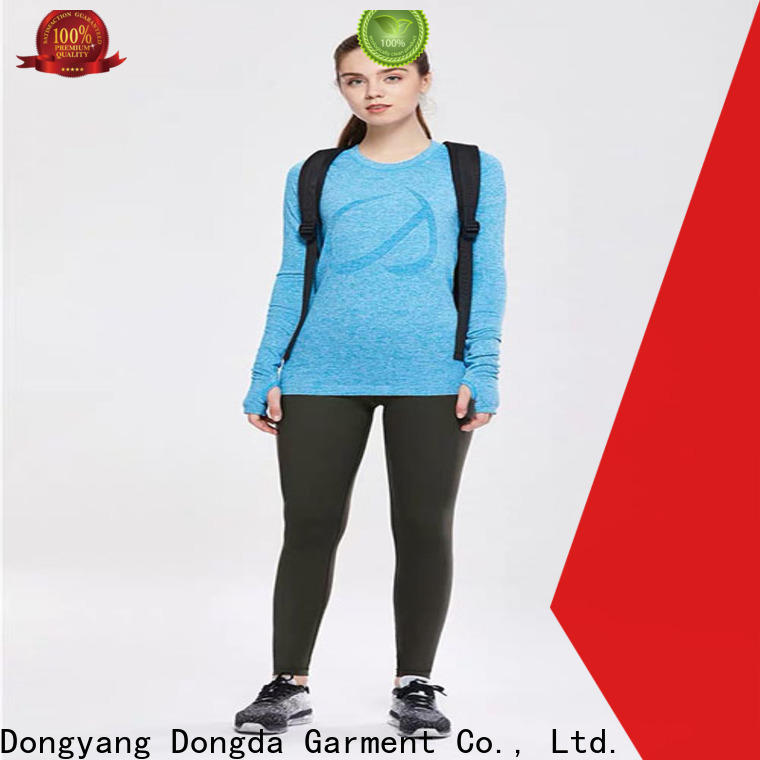 Latest activewear leggings oversized factory for sweating