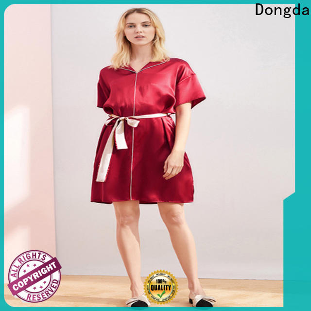 Dongda loose pajama dress manufacturers for sale
