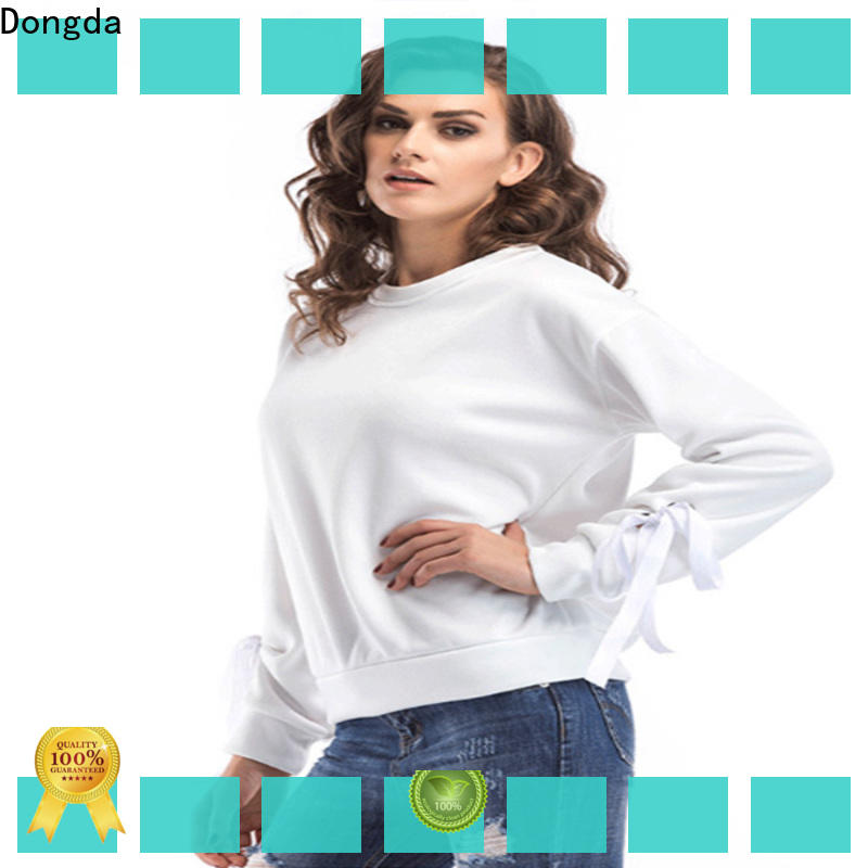 Dongda personality womens sweatshirts suppliers for ladies