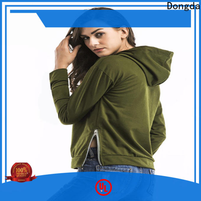 Dongda single color graphic sweatshirts for business for international market
