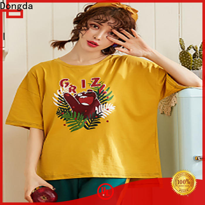 Dongda Wholesale womans pyjamas company for ladies