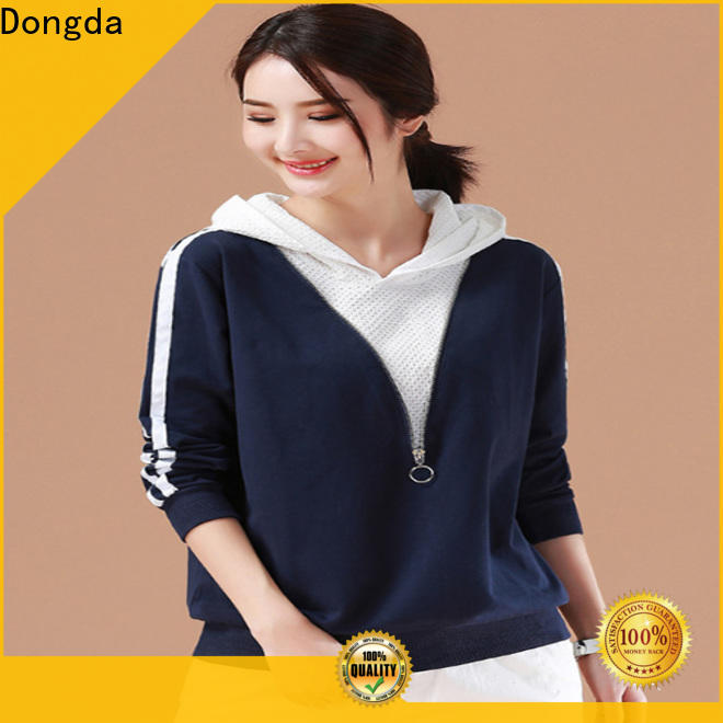 Wholesale womens sweatshirts personality supply for ladies