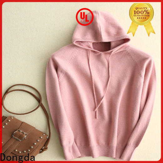 Dongda Top female hoodies for sale for international market
