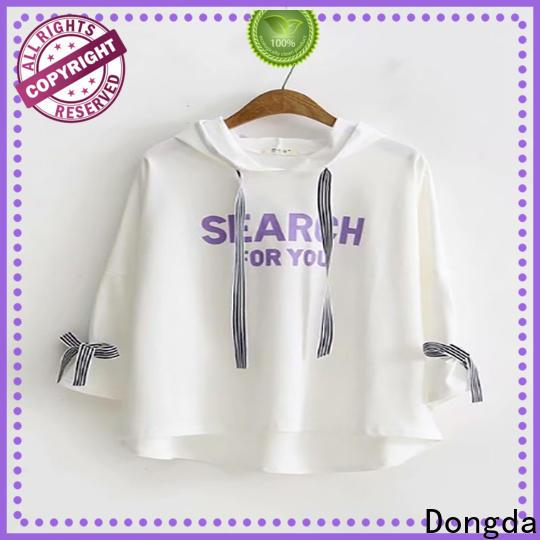 Wholesale graphic sweatshirts long sleeved supply for international market