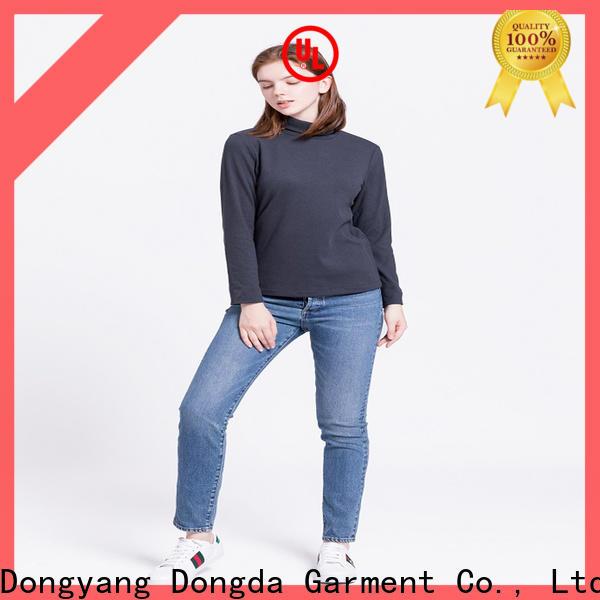Dongda mixed womens sweatshirts suppliers for international market