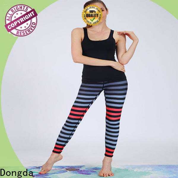 Dongda Latest workout yoga pants factory for pear shaped