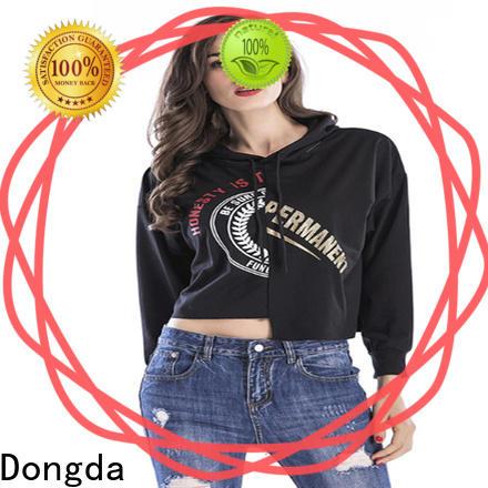 Dongda Best ladies sweatshirts company for ladies