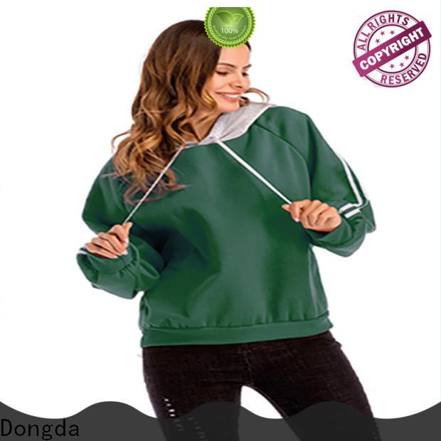 Dongda hoodies ladies sweatshirts supply for ladies