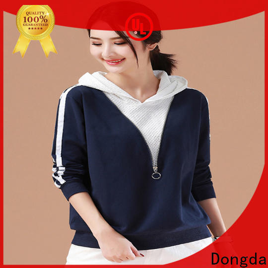 Dongda Custom ladies sweatshirts for business for international market