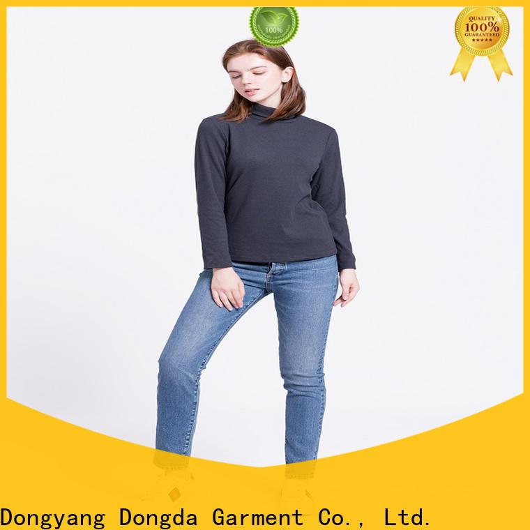 Dongda design female hoodies for business for women