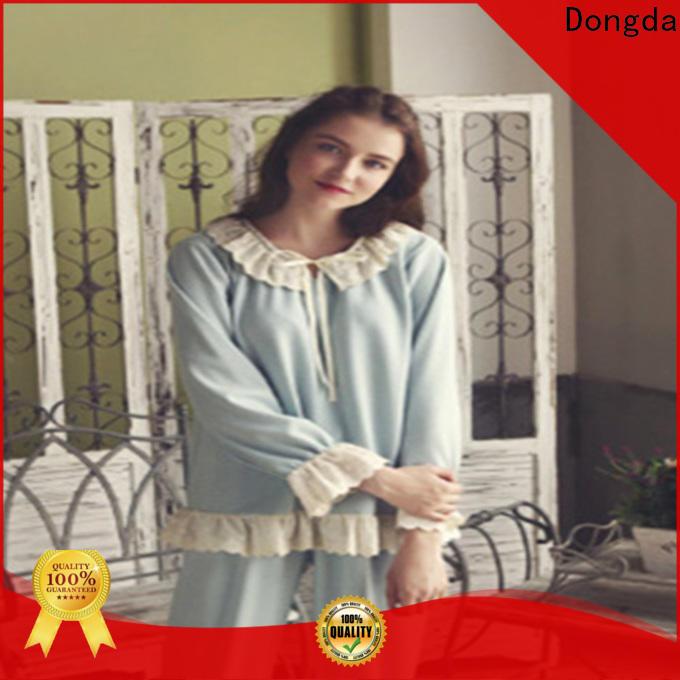 Dongda Top ladies pyjama sets suppliers for ladies