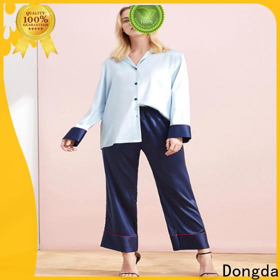 Dongda cotton pj sets manufacturers for ladies