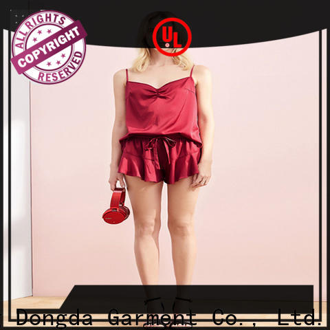 Wholesale women's sleepwear sets half sleeve for business for ladies