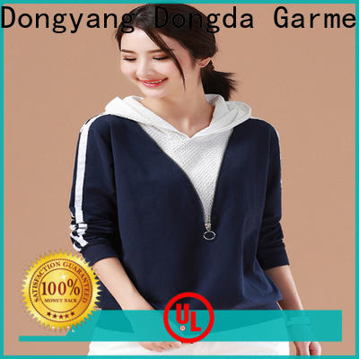 Top womens sweatshirts long sleeved manufacturers for ladies