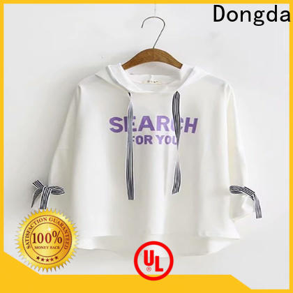 Dongda Top female hoodies for business for ladies