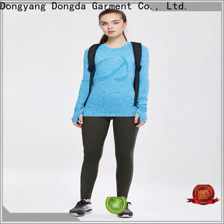 High-quality fitness pants high elastic for business for women