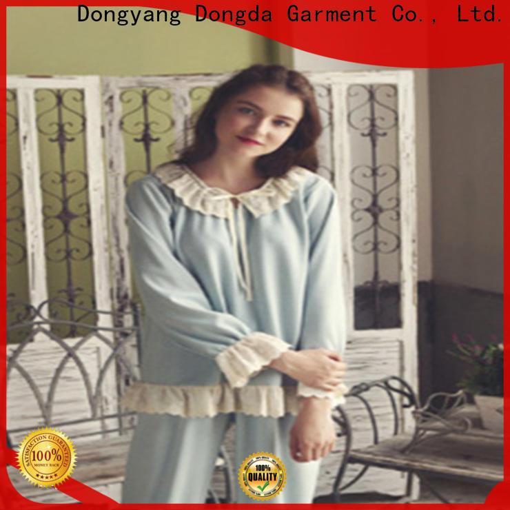 Wholesale womans pyjamas retro suppliers for ladies