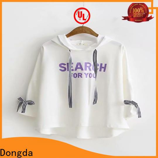 Latest womens sweatshirts print manufacturers for international market