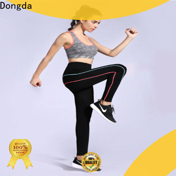 Dongda Custom gym pants for business for sweating