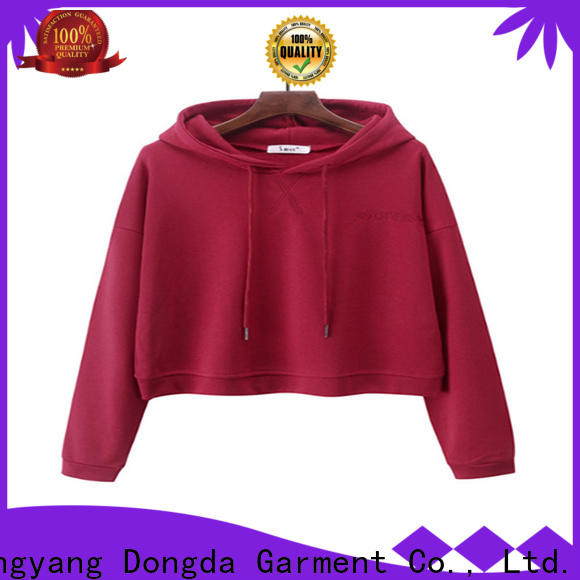 Dongda girls female hoodies for sale for women