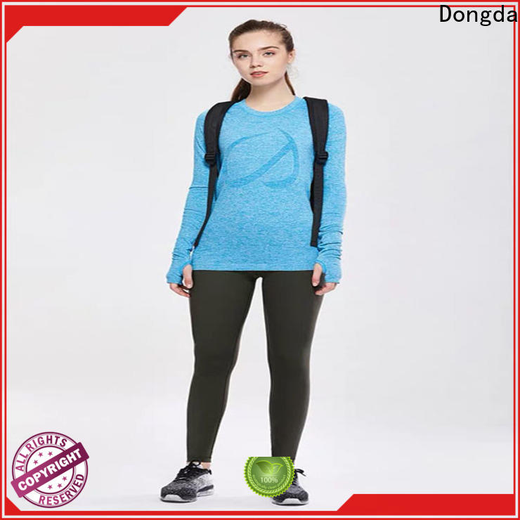 Dongda woven ladies workout pants suppliers for women