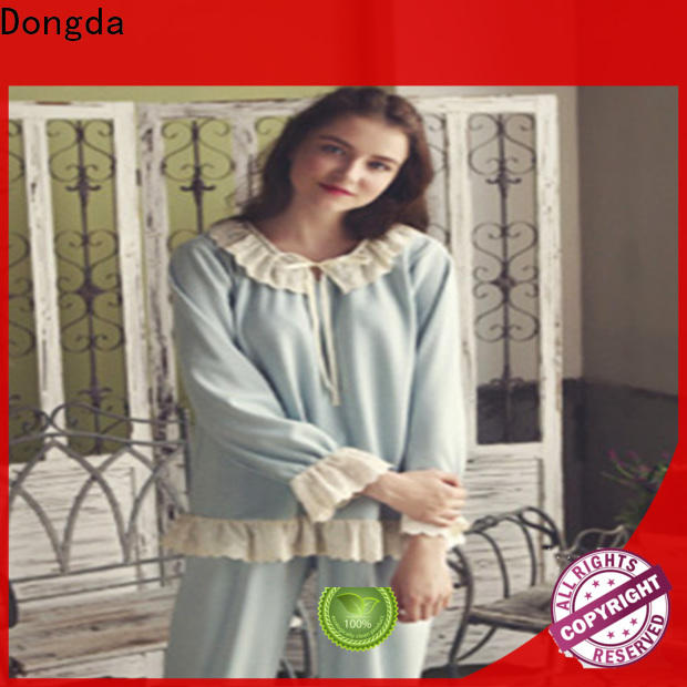 Dongda Custom sleepwear sets company for ladies