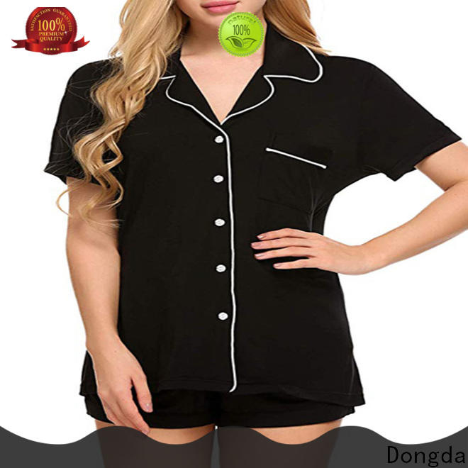Wholesale ladies sleepwear imitated fabric suppliers for women