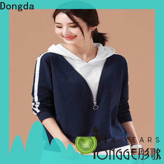 Dongda Best womens sweatshirts supply for ladies