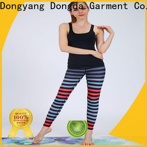 Dongda woven activewear pants company for pregnancy