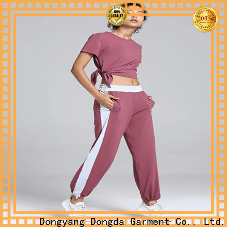 Dongda high elastic womens workout tights suppliers for pear shaped