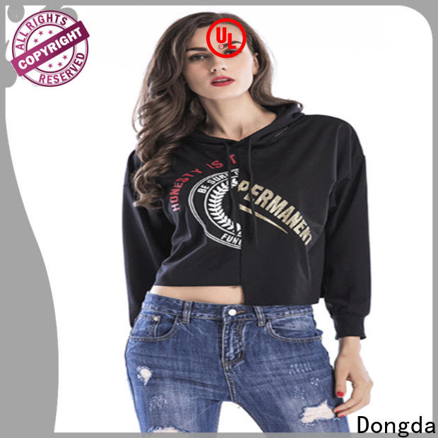 Best womens sweatshirts single color suppliers for women