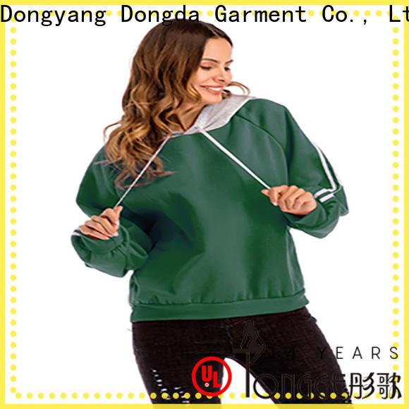 Dongda mixed ladies hoodies supply for women