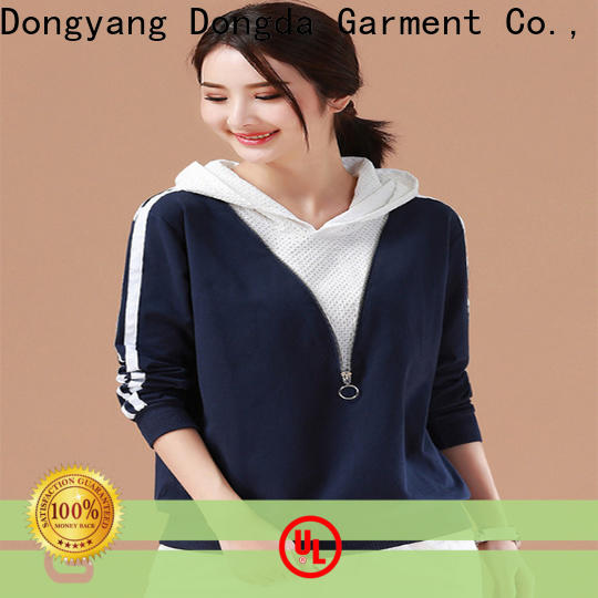 Wholesale womens sweatshirts long sleeved for business for ladies