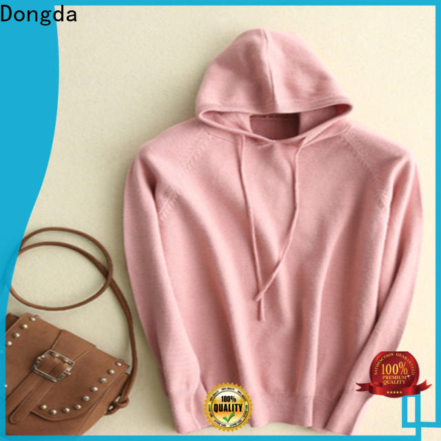 Dongda Top ladies sweatshirts for business for international market