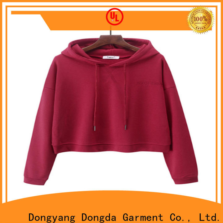 Dongda Top graphic sweatshirts factory for ladies
