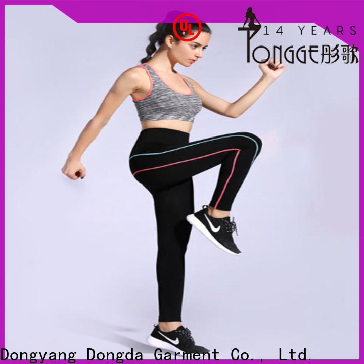 Dongda Top ladies workout leggings for business for pear shaped
