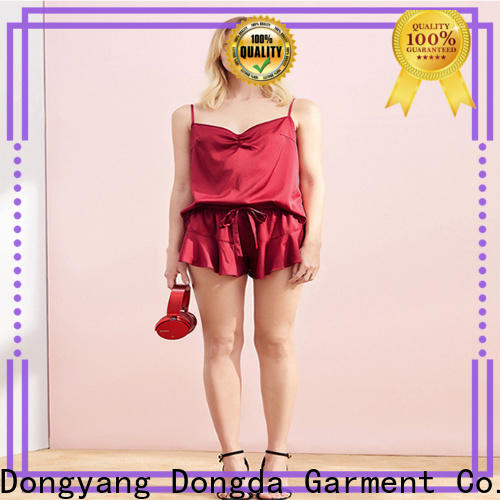 Dongda suit home clothes factory for ladies