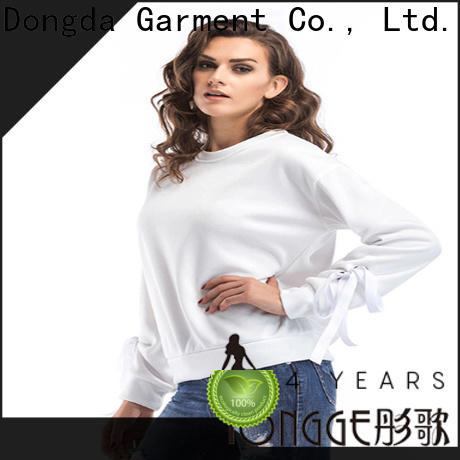 Dongda High-quality female hoodies factory for women