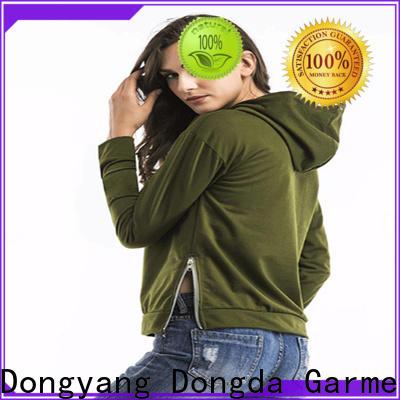 Dongda Latest womens sweatshirts for sale for international market